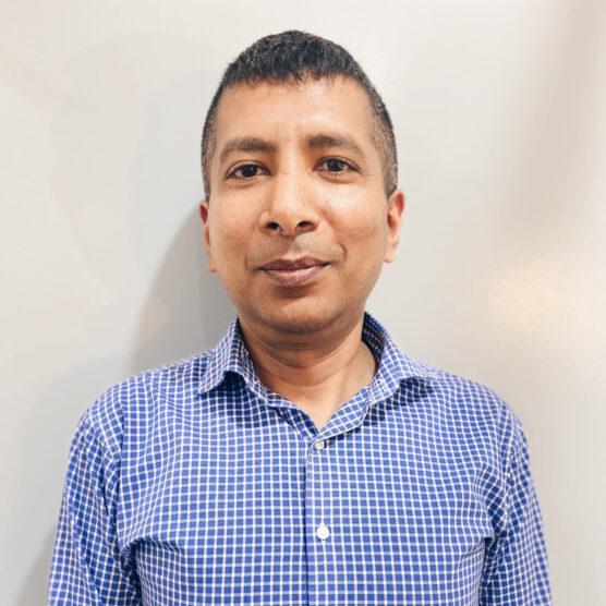 Shibli portrait